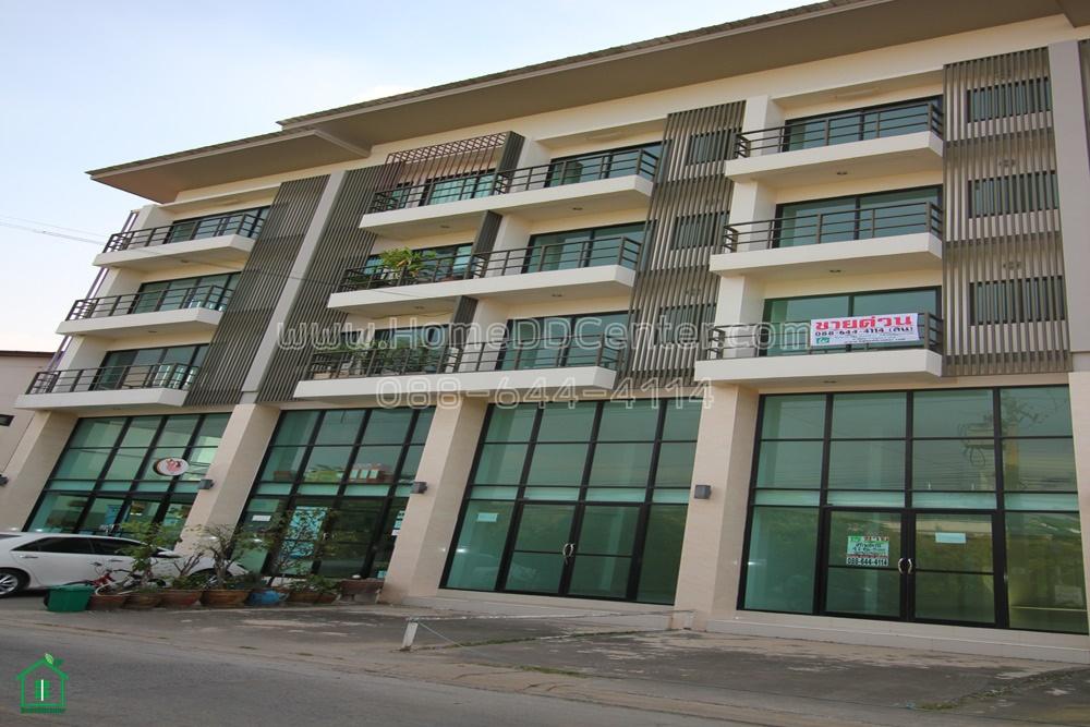 ตึกแถว ปากเกร็ด ซอยพระแม่การุณย์ นนทบุรี