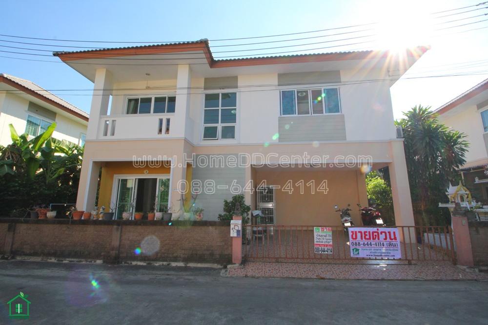 ฉัตรหลวง 11 บ้านเดี่ยว สามโคก ปทุมธานี