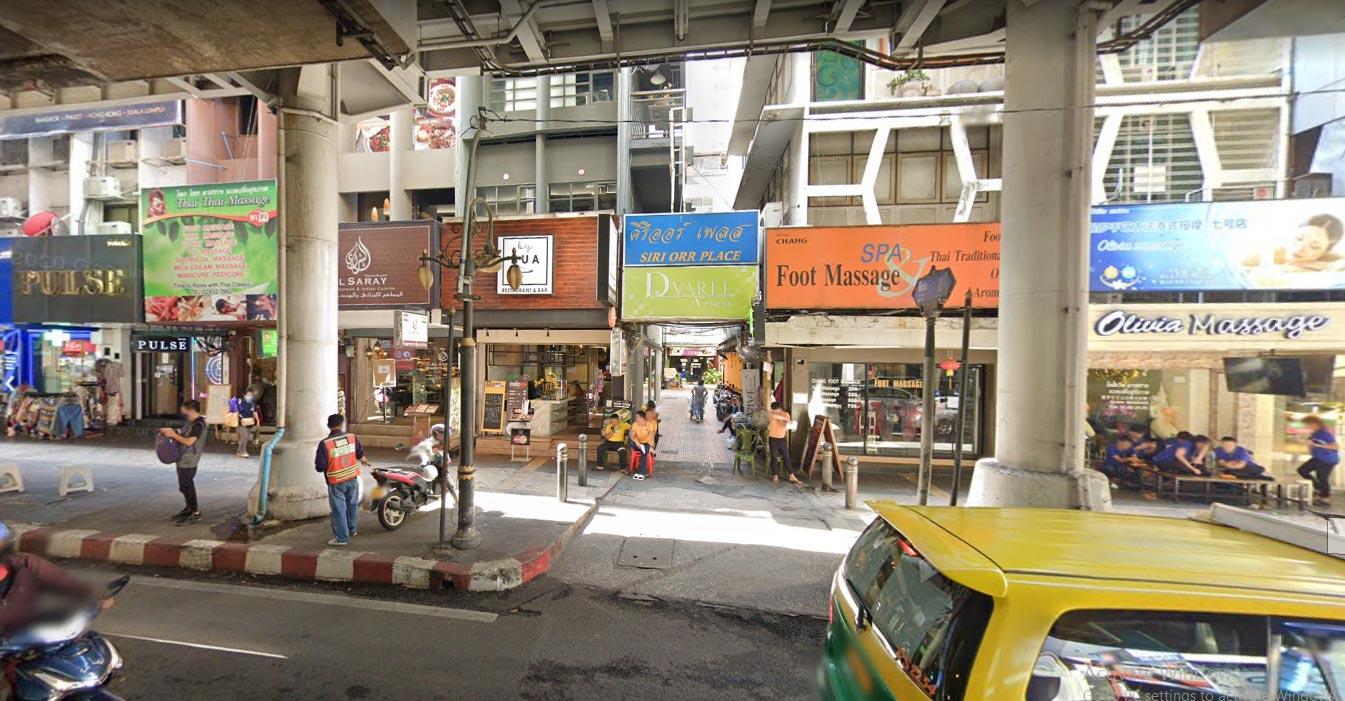 ขาย อาคารพาณิชย์ ถ. สีลม ติด BTS ศาลาแดง MRT สีลม ติดถนนใหญ่ พร้อมทำกิจการ ธุรกิจต่างๆ